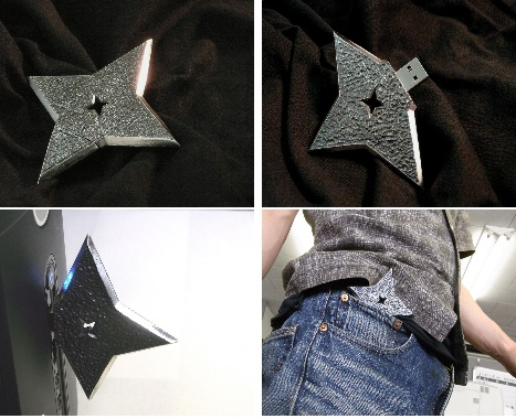 shuriken flash drive